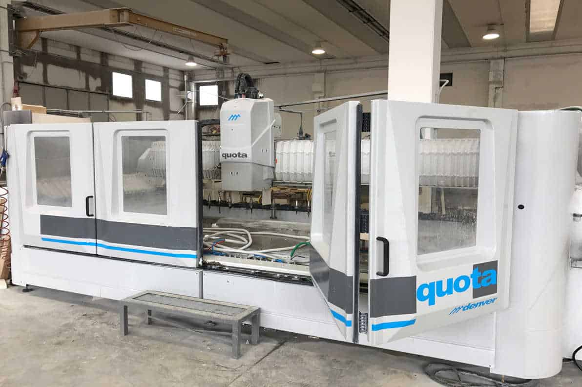Cnc Denver Quota 3 Axes Marble And Granite Mmg