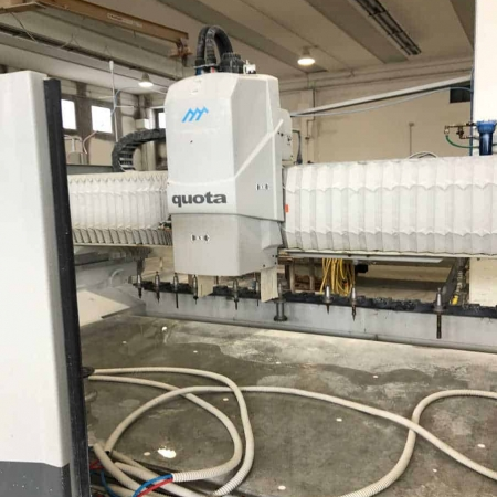 CNC Denver Quota - Marble and granite
