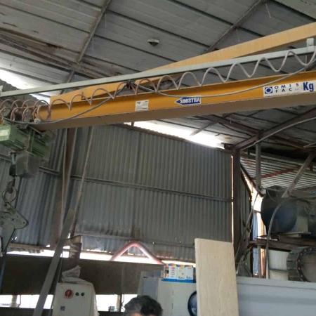 Used Jib crane Omis C2T