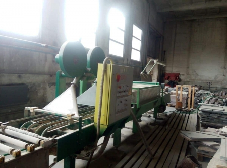 Line for granite tiles Simec