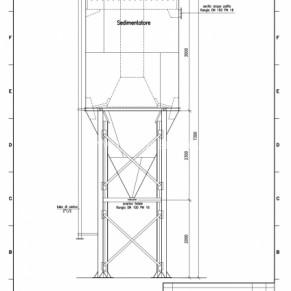 New slurry silo decanter