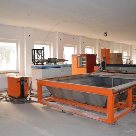 Used Waterjet Bystronic Bijet3322