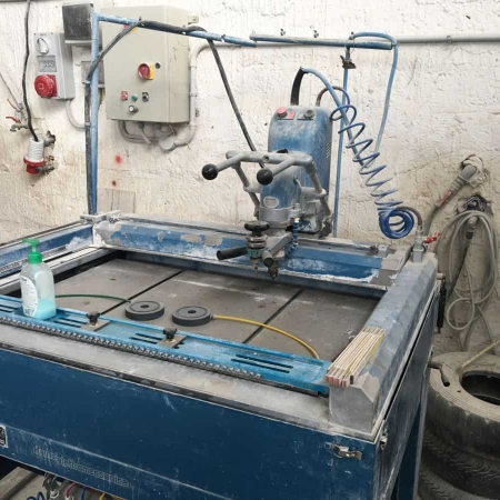 Used manual engraving machine Marmoelettromeccanica Pantograph 125-90