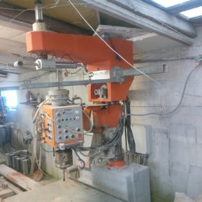 drilling machine Ravelli Syrma