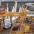Used mobile crane Sard