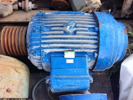 Used Asynchronous Three-Phase Motor FIMET