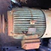Used Asynchronous Three-Phase Motor Cantoni Milano Sg250M6