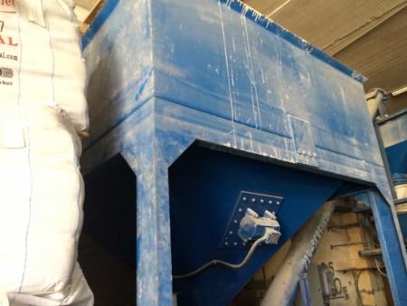 Terrazzo plant OCEM - Rigam Balleggi