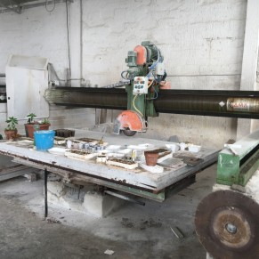used Bridge saw Cama BGPLC - 800 mm