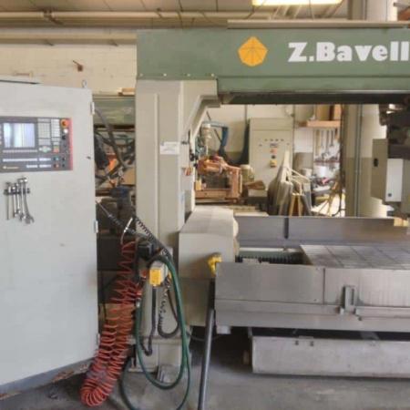 used Cnc Bavelloni 3 axes EGAR 101 S-CNC