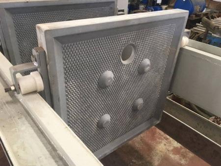 Tele e sottotele filtranti per filtropresse