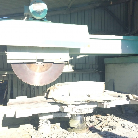 Used bridge saw Gregori Impala 4000