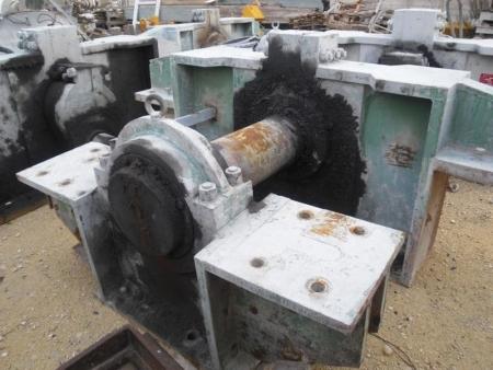 Shafts – stroke 500-600-700 mm for Barsanti Granite Gangsaws