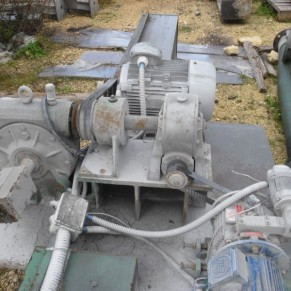 Used feed units for Barsanti granite gangsaws