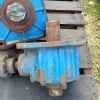 Used spare parts for granite gangsaws Frugoli