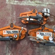 Used suction cup for marblestone slabs Delforno VAPOM 2050