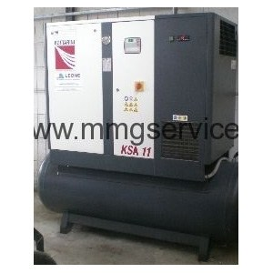 Screw compressor Bottarini used