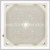 Polypropylene plates for filter press