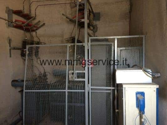 Used Three Phase Transformer 50 KVA oil immersed