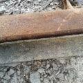 Used gantry crane rails