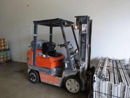 Second hand Forklift Toyota - 2250 Kg