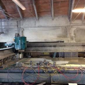 Used CNC Machine Bimatech Technostone 4000