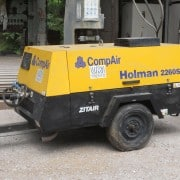 Used compressor CompAir Holman 2260S