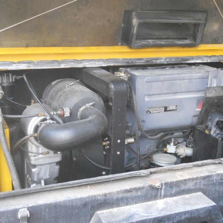 Used compressor CompAir Holman 2260S