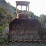 Used track loader Caterpillar 941B