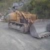 Used track loader Caterpillar 955K