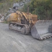 Used track loader Caterpillar 955K