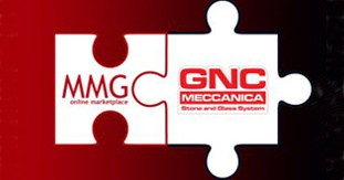 GNC Meccanica and MMG parter for e-commerce sales of CNC suction cups