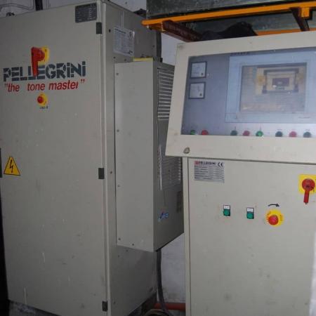 Used multiwire machine Pellegrini Polywire 10/16