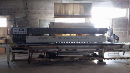 Edge polisher Sassomeccanica TE