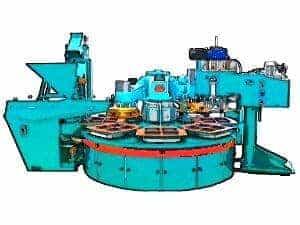 Impianti produzione terrazzo