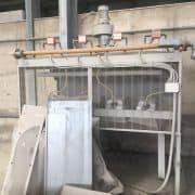Used resin line furnace Breton 200 IG 12X
