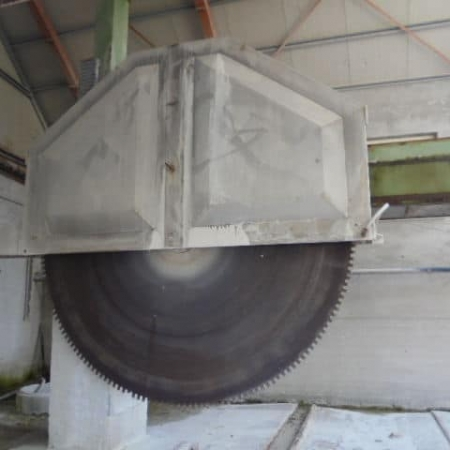 Bridge saw Fraccaroli & Balzan G3500 - disk 3500 mm