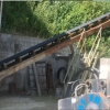 Used complete crusher line
