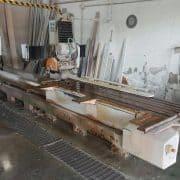 Edge cutting machine Nuova Omec FSU600 AM 270 - disk 500 mm