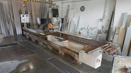 Edge cutting machine Nuova Omec FSU600 AM 270 - disk 500 mm