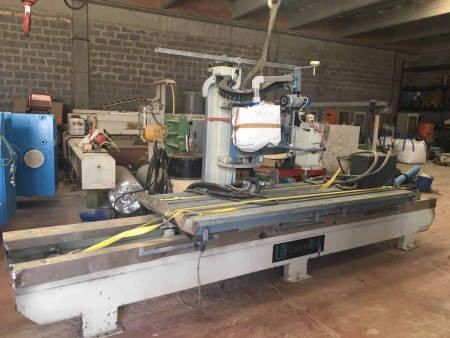Manual contouring machine TecnoMBM Toro 3000
