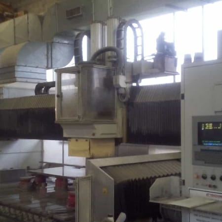CNC machine Brembana MODULCONTROL 3 Axes