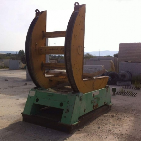 Tilting block Pellegrini 40 Tons
