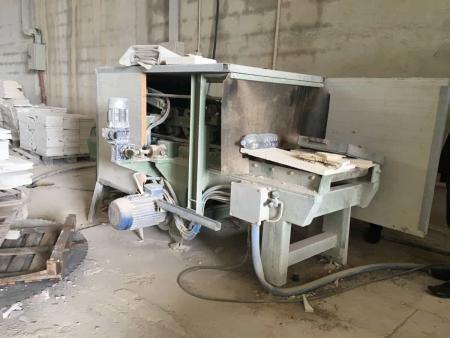 Scratching machine Laiti e Petronilli LGR 600