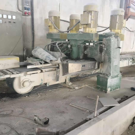 Splitting machine Guglielmi 4MLH.460 OINA