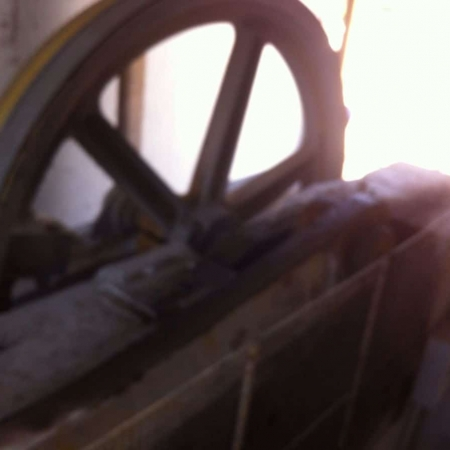 Used marble gangsaw FMeccanica Blizzard C30E 80 blades
