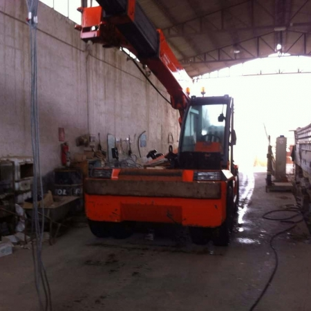 Used mobile crane Sard 12 ton