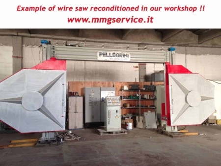 Reconditioning Wire Saw