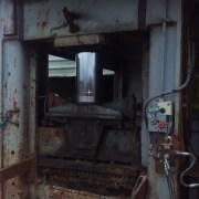 Vertical splitting machine Steinex - 200 Ton