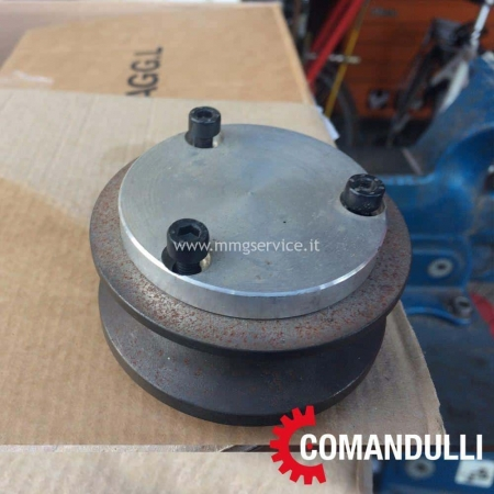 Complete wheel for Comandulli